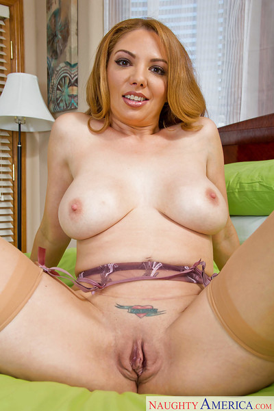 Pretty typical MILF Kiki D