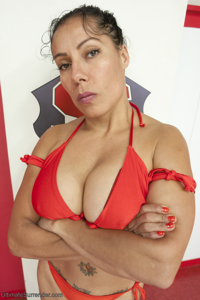 Daisy ducati is ranked 8th in summer vengeance. izamar gutierrez is ranked 3rd.