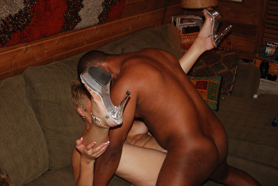 Humiliated - a member gets too excited