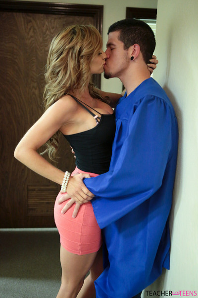 Bambino has just graduated and his teacher ashley sinclair wants