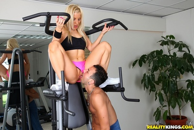 Firm apple bottoms of sport babe Ashley Fires is torn apart during hardcore act of love