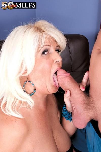 Horny breasty milf slut lori suarez passion stiff dick for her pus