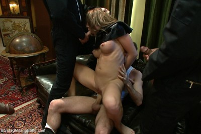Hot gang gangbang fantasy takedown scene