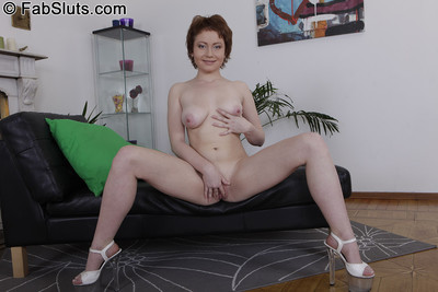 Teen beauty loses her anal virginity to a babes fist