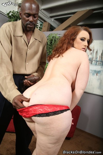 Felicia clover gets pounded hard