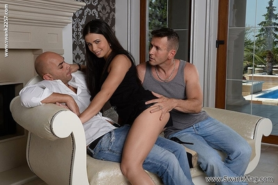 Mira Cuckold wants to be filled with numerous big hot pricks straight away