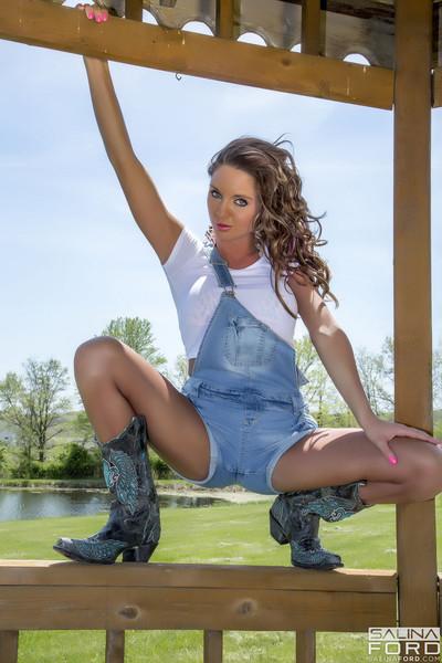 Salina ford cowboy boots