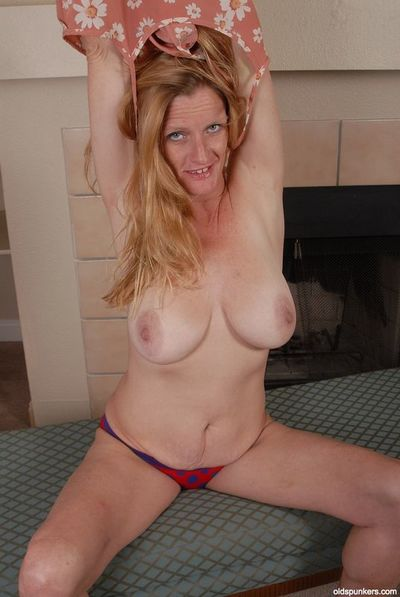 Big Breasts Cougar Fucked