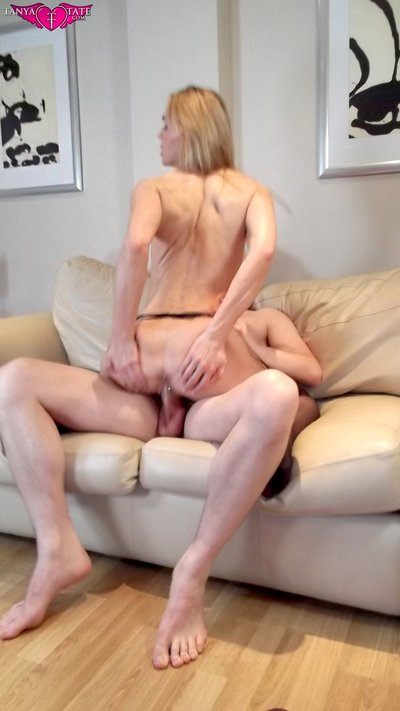Michael From Leeds Brings His Big Cock to Tanya Tate Casting Couch