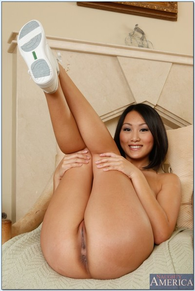 Charming Evelyn Lin inviting u into the Asian babe university
