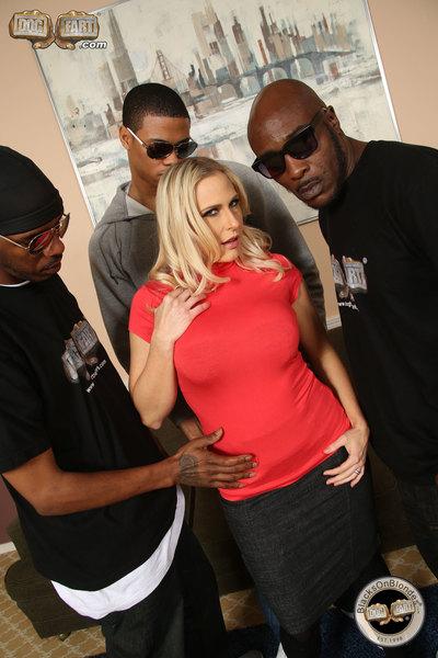 blacks on blondes set 156
