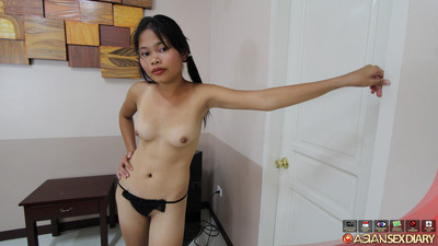 Raunchy pinay standby girl screwed
