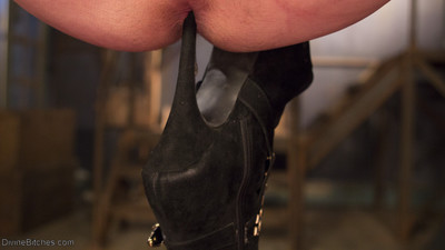 Divine courtesans has a raw training series created for only the toughest of slaves