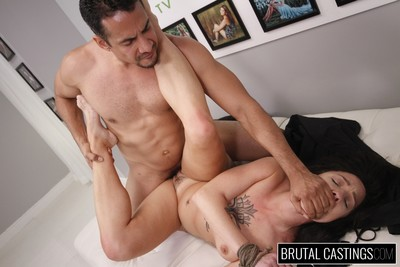 Harlow harrison, one nice sexy chick, just hopes to quit her job for high paid m