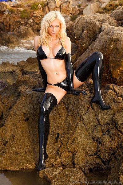 Modern Latex Mermaid