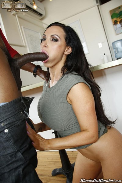 Nikki benz gets fucked in all holes