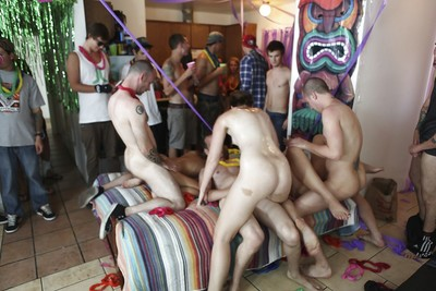 Ashley Storm is into wild orgy with her friends at the drunk house party