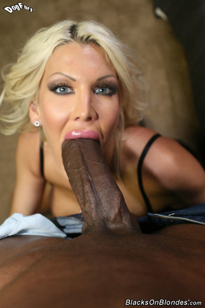 Busty cougar feels the full effect of fucking a huge black cock