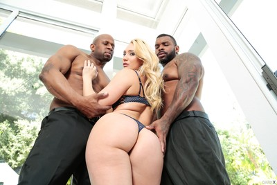 Aj applegate interracial dp