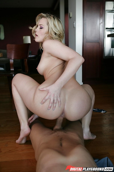 Busty fairy riding rod after bj in hardcore Gonzo themed action