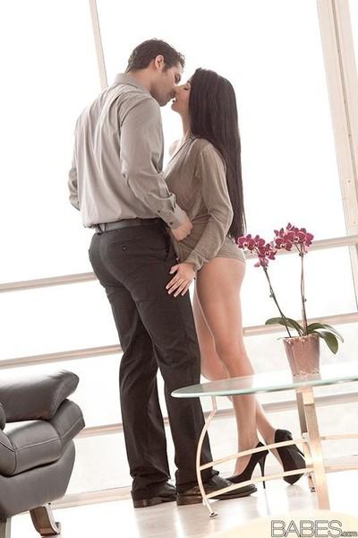 Megan salinas could grab him by his hard prick and lead him right to daybed