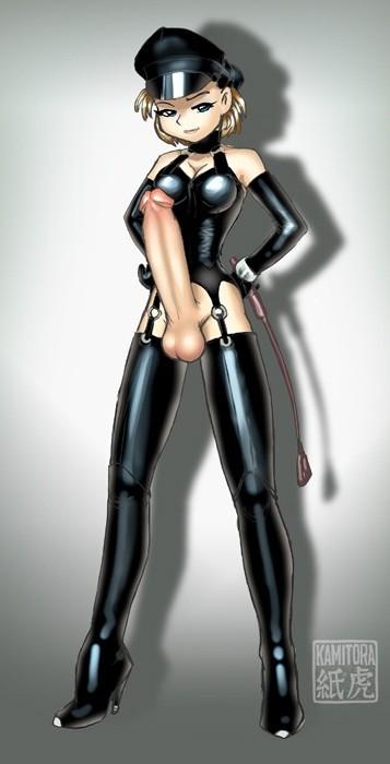 Kinky dickgirl fantasy