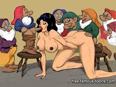 Famous toons blojwjob orgies