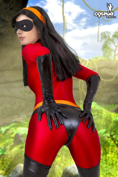 The incredibles cosplay