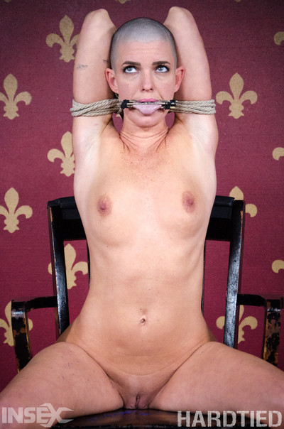 Sexy slave cunt gets worked hard!