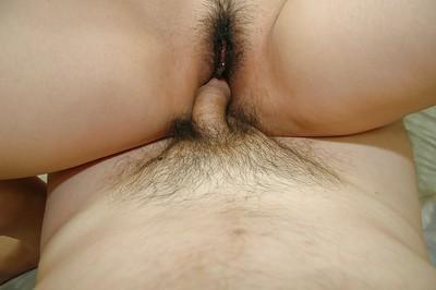Lewd Chinese MILF with nice tits Wakana Matsushita accepts dug and facialized