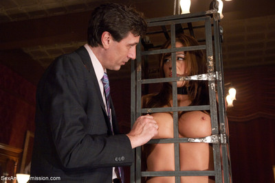 Busty oriental mia lelani has been purchased as a banging sub by the wealthy sadist s