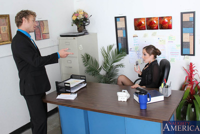Remy is always talking on the phone instead of activity plough at the office. Her Boss Michael noticed this and took a look as if at the phone records. Remy made a call to Portugal for two and a half hours ringing up a bill totaling 3,000. Remy made the c