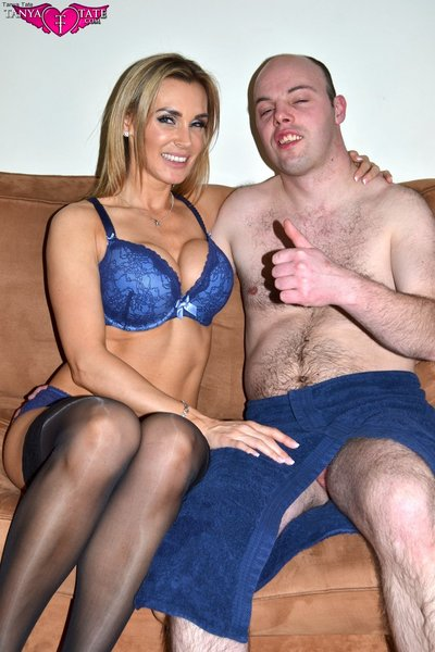 John From Swindon On Tanya Tate Casting Couch Photo Gallery