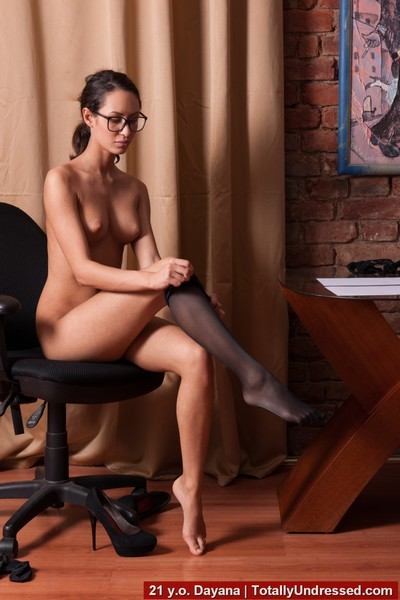 Secretary strip interview