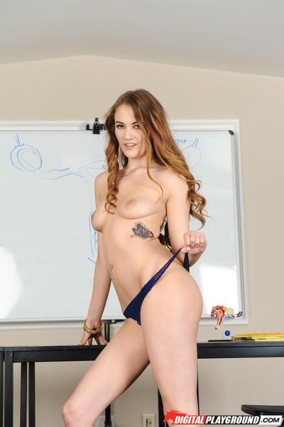 Samantha hayes strips