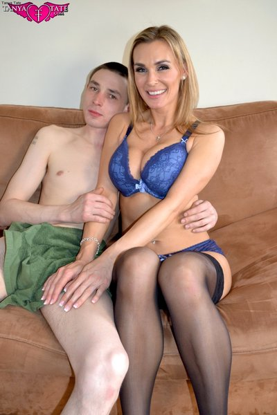 Dave From Birmingham Tanya Tate Casting Daybed Photo Shoot