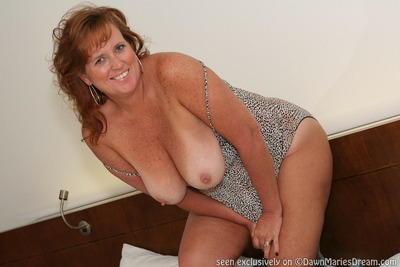 Dawn Marie Waiting For New Cock