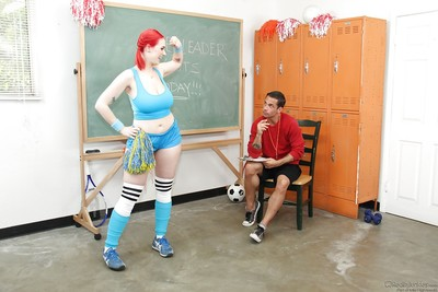 Mesmerizing fatty in sexy shorts Siri benefits from spiteful with biggest ramrod
