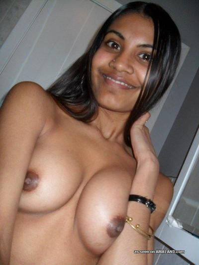 Kinky Indian babes displaying their juicy round tits