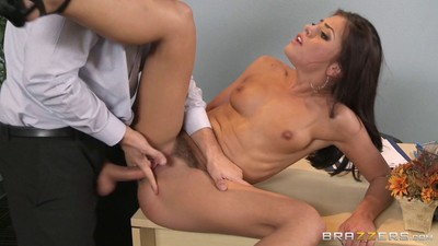 Kinky model adriana chechik action her well hung shrink