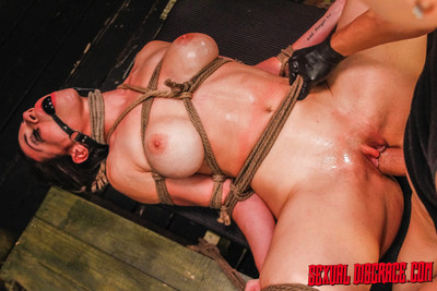 Kylie rogue #1 raunchy disgrace supersized clit!
