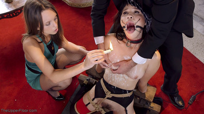 The last lesson for jade to learn is how to control her selfish orgasms. violent