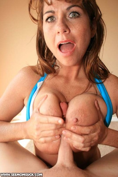 Big titted mom valentina playing with huge stiff rod