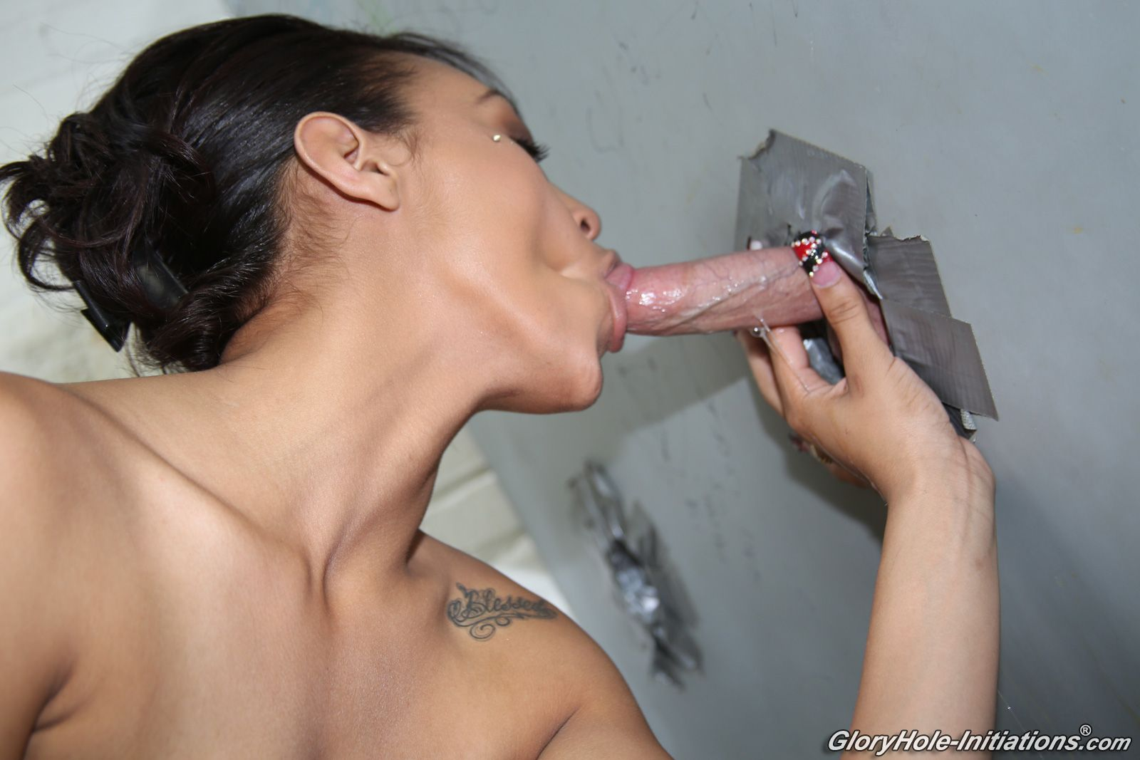 Cherry hilson gloryhole initiations - 3 part 3