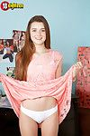Teen gf alex mae losing her virginity
