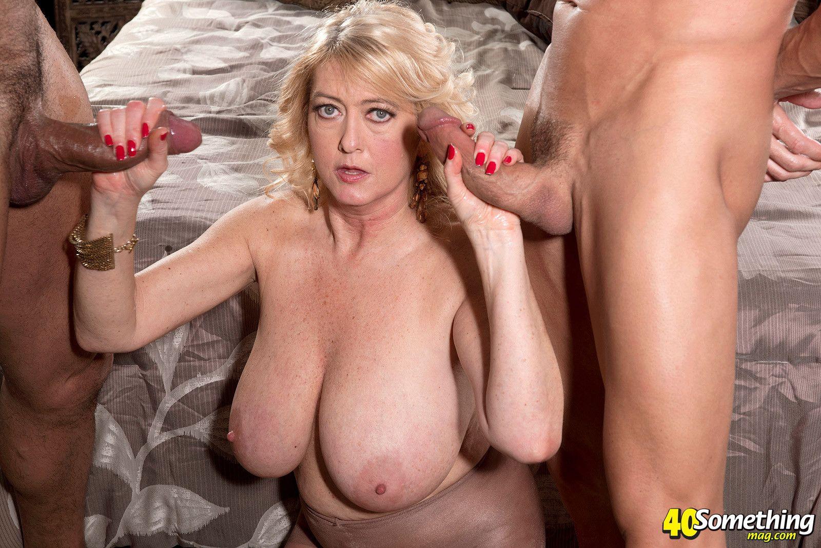 Mini Blonde Butt Fucked Involving Naughty Threesome