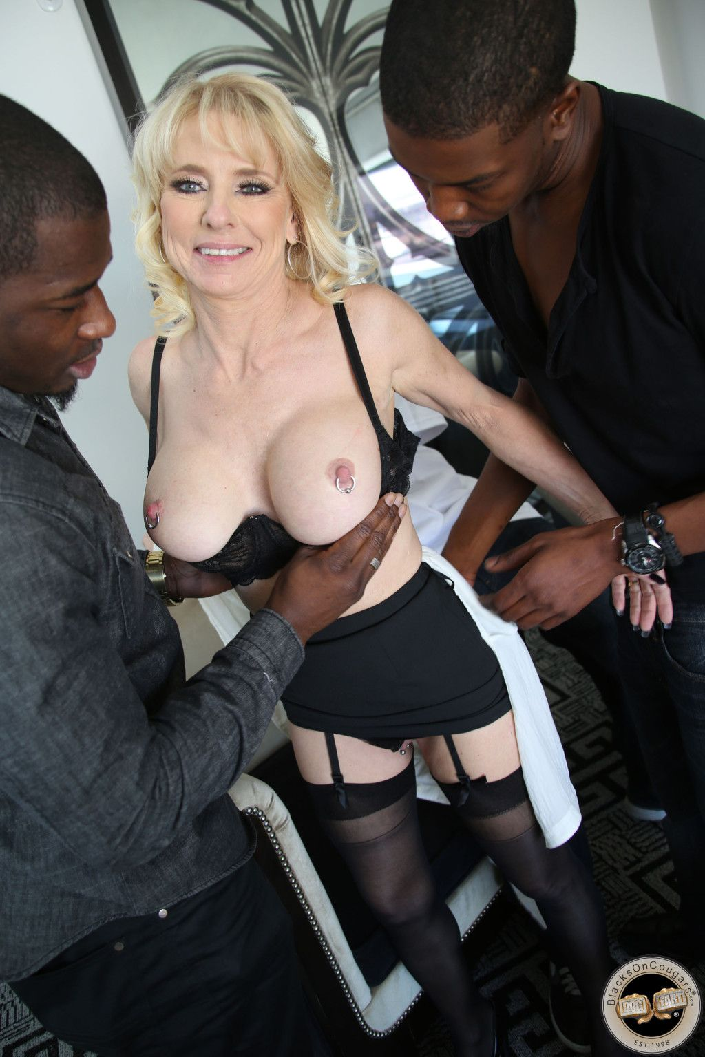 Cuckold tale from black neighborhood become a nightmare - 1 part 9