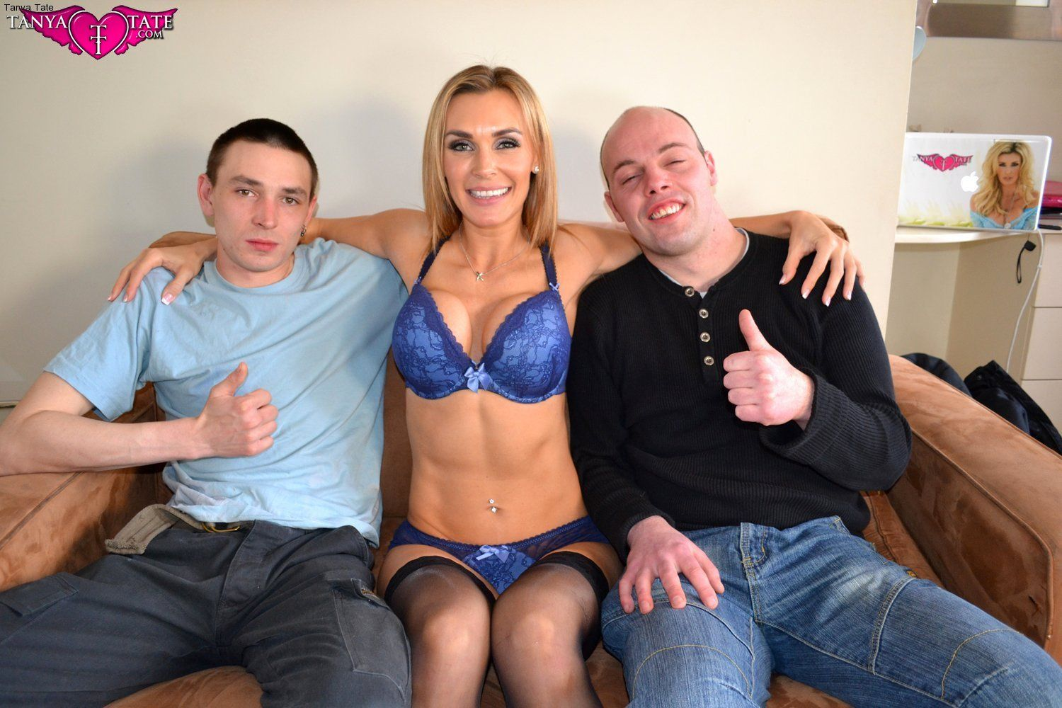 Think, that Tanya tate casting couch