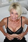 German housewife franziska acquires smoking bawdy