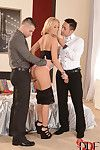 Glamorous Vanda Lust In Heavy Two fucking one Threesome